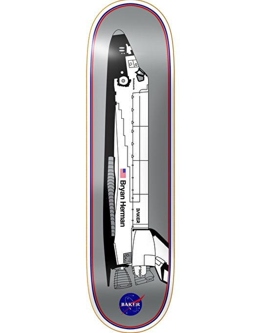 Baker Herman Apollo Pro Deck - 8""