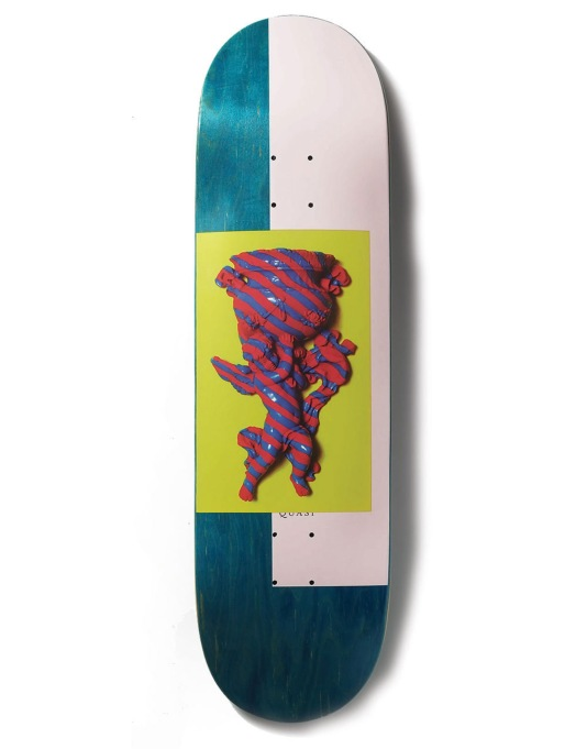 Quasi Boy Team Deck - 8.75""
