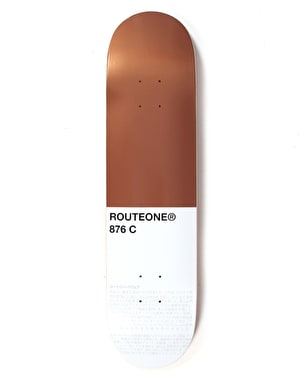 Route One Onetone Team Deck - 7.75