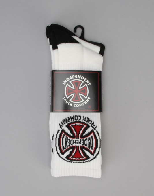 Independent Truck Co. Socks - White