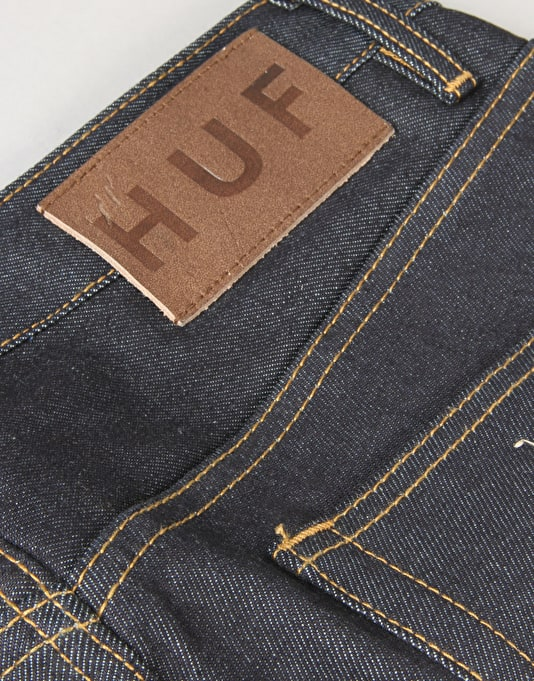 HUF Slim Fit Denim Jeans - Raw