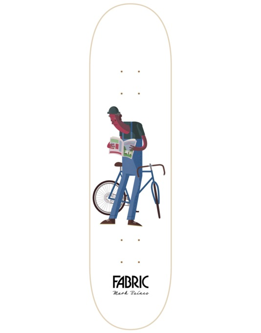 Fabric Baines Sunday Afternoon Pro Deck - 8.25""