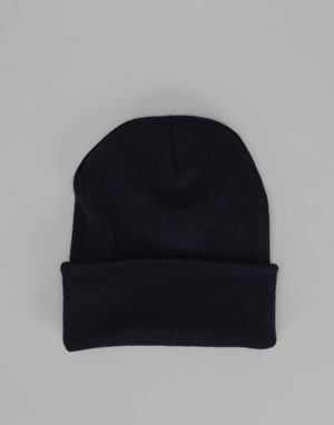 Hopps Lion Beanie - Navy/Red