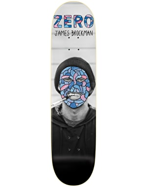 Zero x Lucas Beaufort Brockman Re-Portrait Pro Deck - 8.375