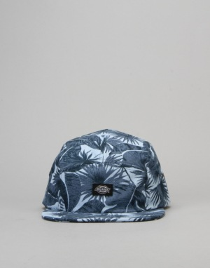 Dickies Oroville 5 Panel Cap - Blue