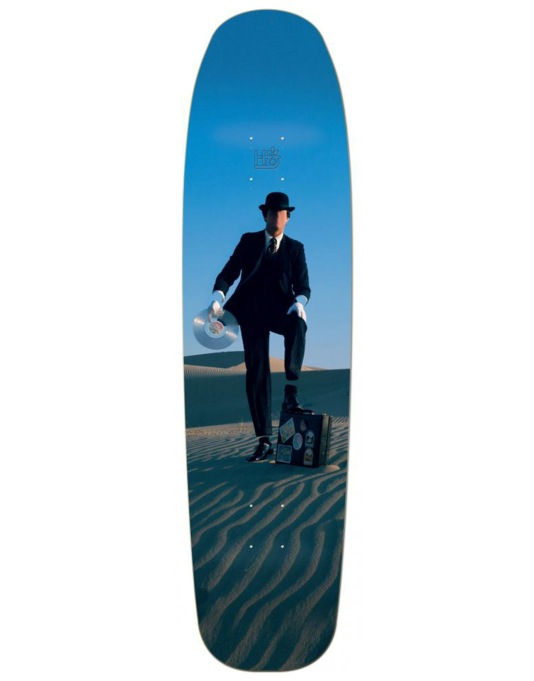 Habitat x Pink Floyd Invisible Man Cruiser Deck - 8.25""