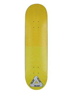 Palace Trippy Stick Two Team Deck - 8.1