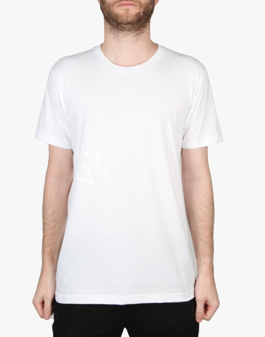 Quasi Noided T-Shirt - White