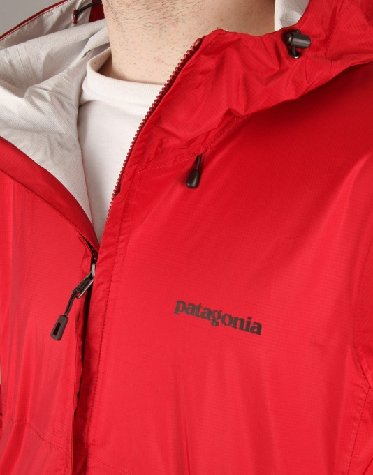 Patagonia Torrentshell Jacket - Classic Red