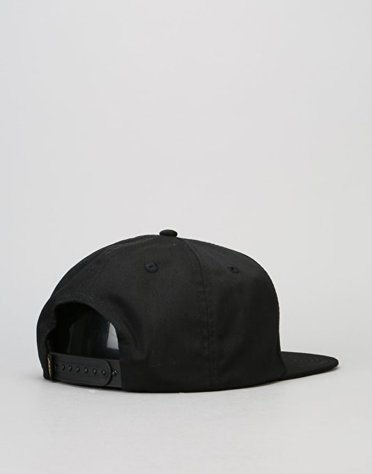 Loser Machine Dragway Snapback Cap - Black