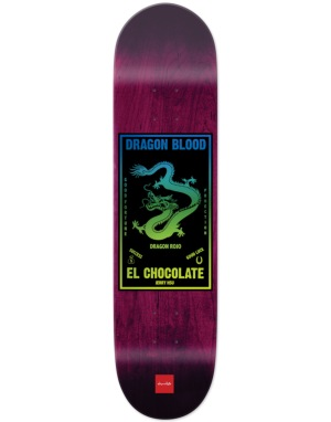 Chocolate Hsu Black Magic Pro Deck - 8