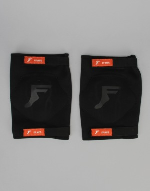 Footprint Knee Pad - Black