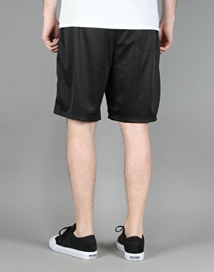 Stüssy Mesh Shorts - Black