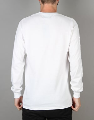 Route One Signature LS T-Shirt - White