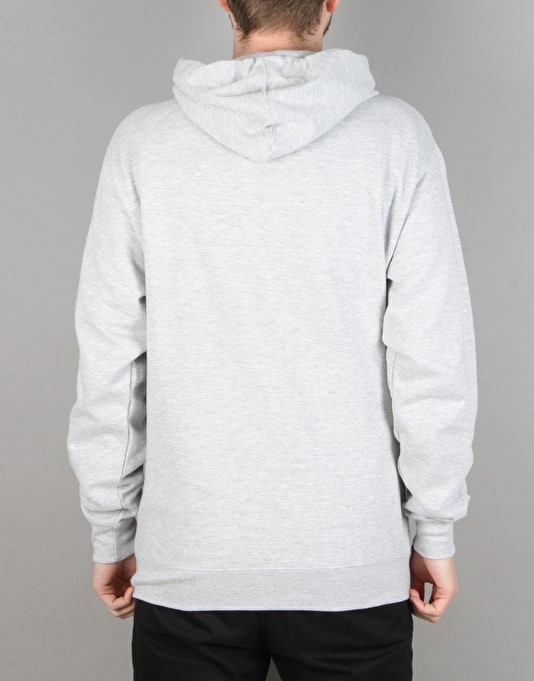 Chocolate Chunk Est. Zip Hoodie - Heather Grey