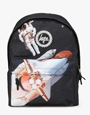 Hype Space Man Backpack - Black