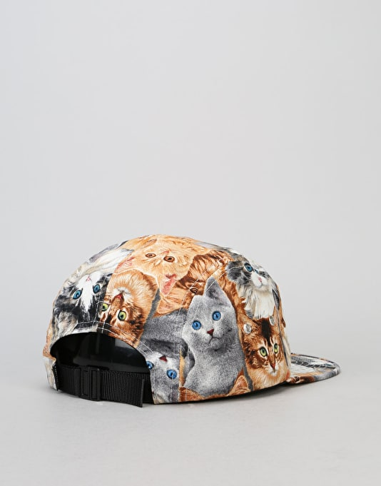 RIPNDIP Nermal Camp Cap – Black