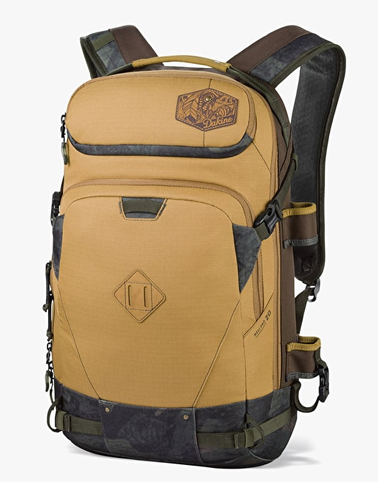 Dakine Team Heli Pro 20L Backpack - Chris Benchetler