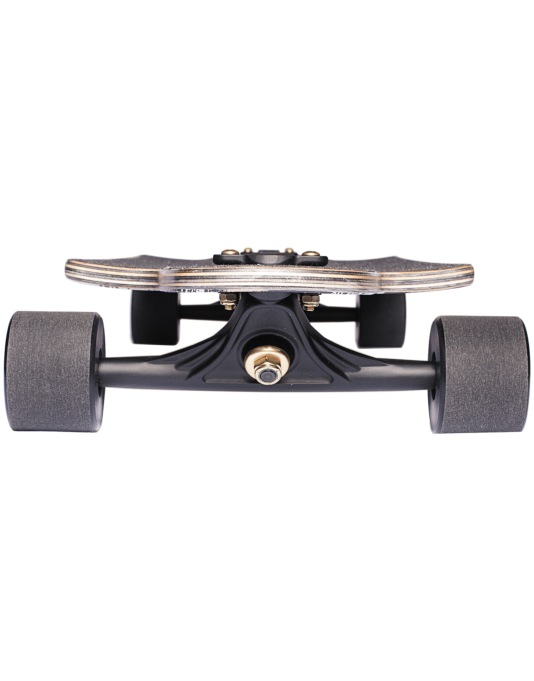 """Dusters Pena Lite Drop Though Carbon Hlw Core Longboard - 36"""" x 9.5"""""""