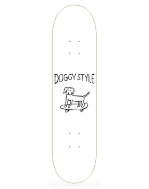 Route One Doggy Style Skateboard Deck - 8