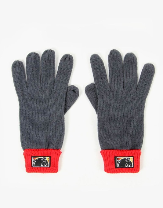 The Hundreds Manos Gloves - Navy