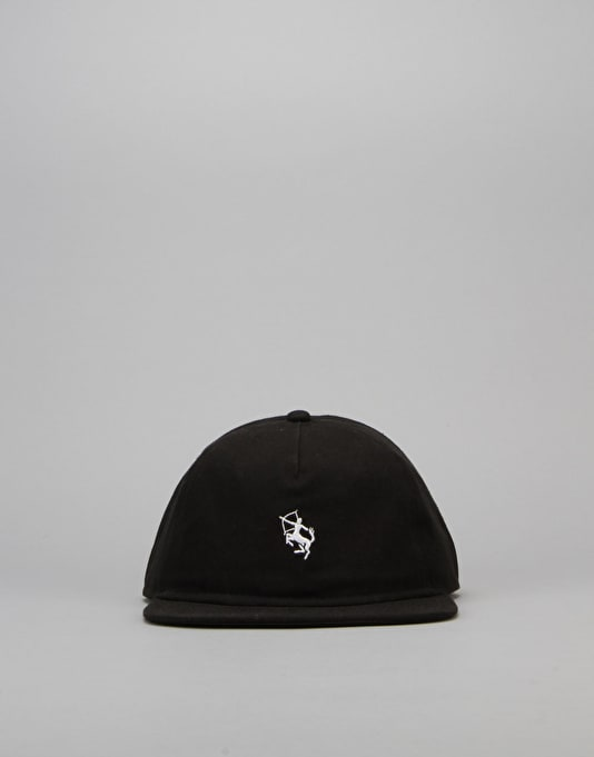 Route One Centaur Unstructured Cap - Black