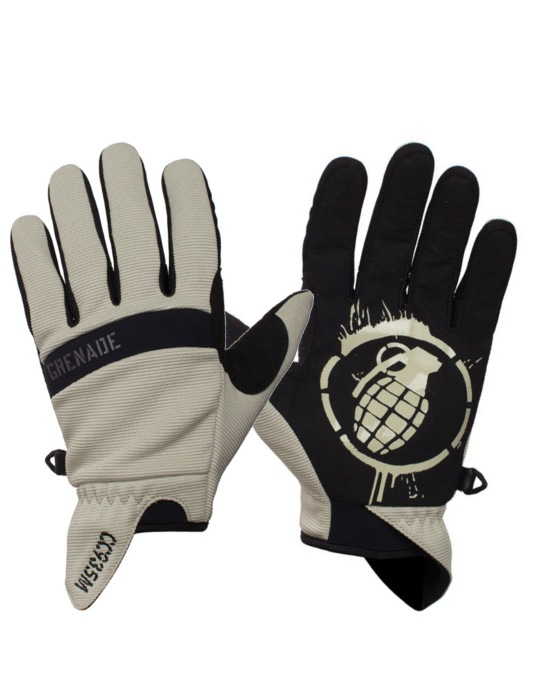 Grenade CC935 2016 Snowboard Gloves - Hemp