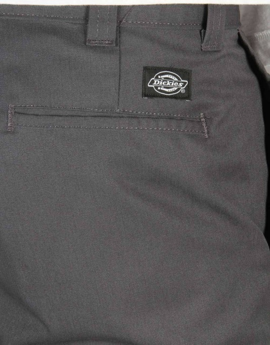 "Dickies 11"" Industrial Work Shorts (67 Collection) - Charcoal"
