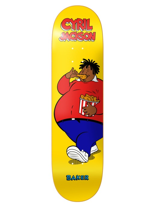 Baker Cyril Phat Pro Deck - 8""