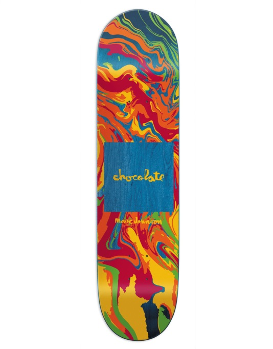 Chocolate Johnson Sumi Chunk Pro Deck - 8.125""