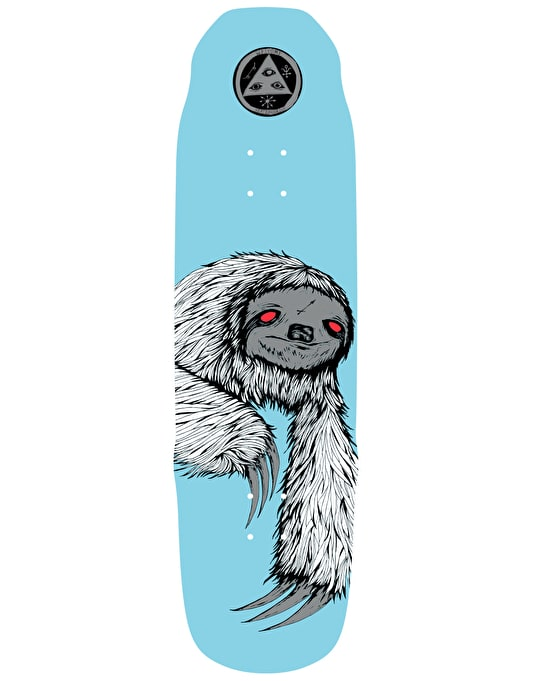 Welcome Sloth 2 on Sledgehammer Team Deck - 9""