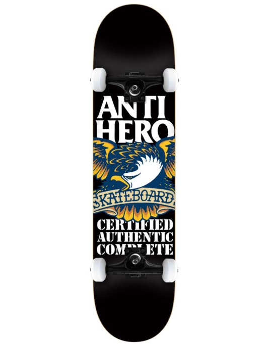 Anti Hero Certified Eagle Complete Skateboard - 7.75""