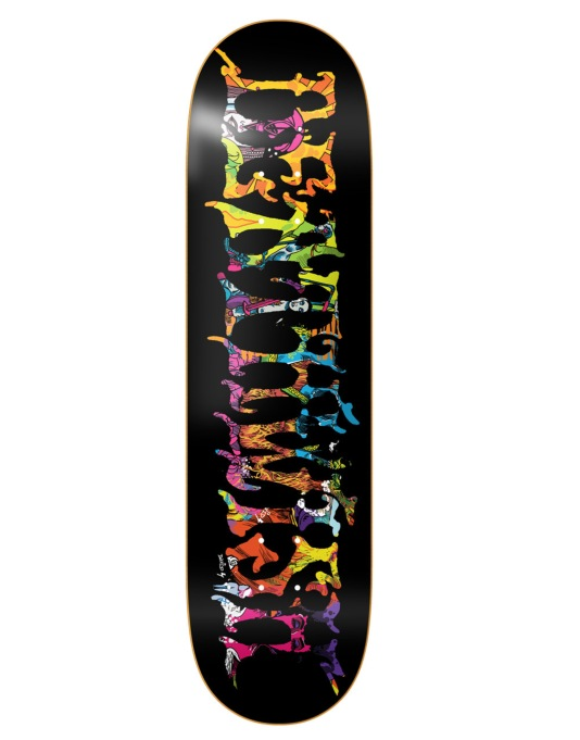 Deathwish Blacklight Team Deck - 8.5""