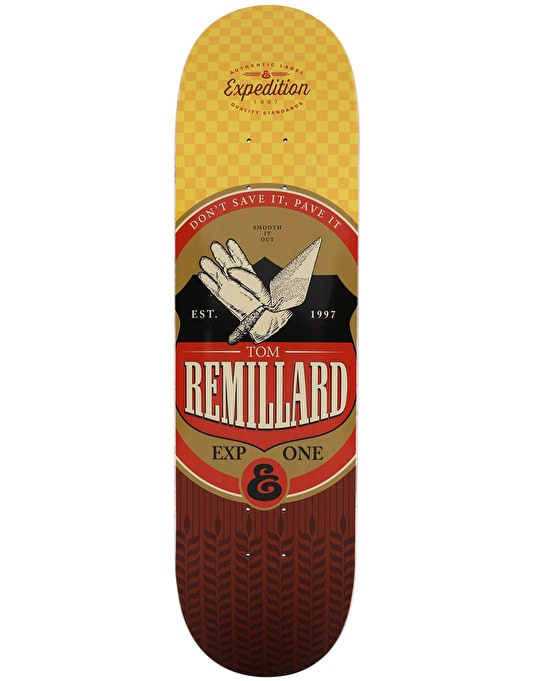 Expedition One Remillard Premium Pro Deck - 8.38""
