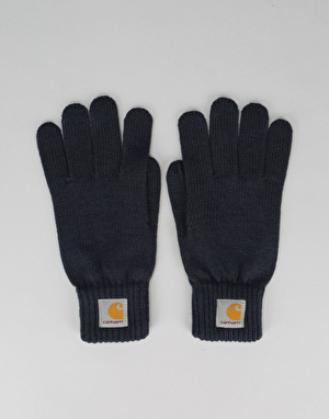 Carhartt Watch Gloves - Navy