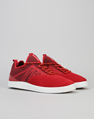 Diamond Supply Co. All Day Skate Shoes - Red
