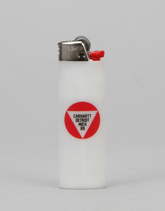 Carhartt BIC Lighter - White