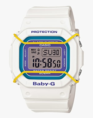 Baby-G BGD-501-7B Watch - White