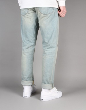Carhartt Vicious Denim - Blue Revolt Washed