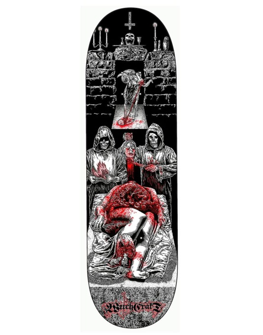 Witchcraft Slaughter Cult Team Deck - 9""