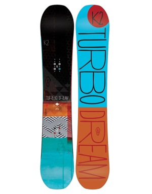 K2 Turbo Dream 2016 Snowboard - 159