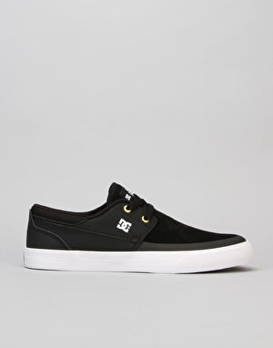 DC Wes Kremer 2 S Skate Shoes - Black/Gold