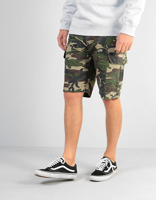 Dickies New York Shorts - Camouflage  9906beed374