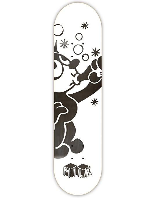 Milk Felix 'Loaded' Team Deck - 8.125""