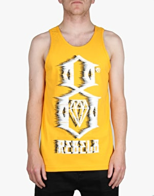 Rebel8 88 MPH Vest - Gold
