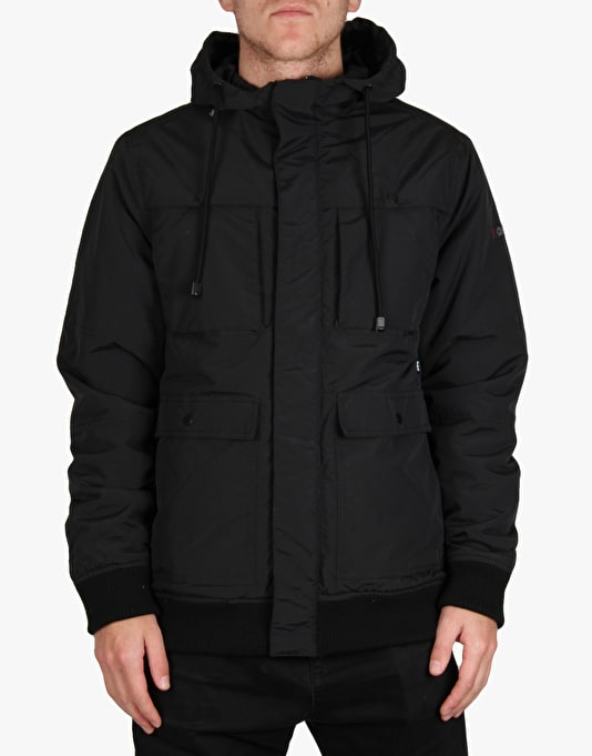 Etnies Sedley Jacket - Black