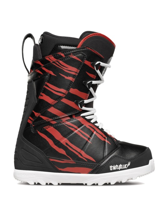 Thirty Two Lashed 2016 Snowboard Boots - Black/Red/White