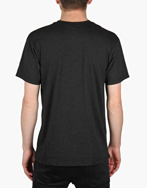 Program Get With The Program T-Shirt - Charcoal Heather