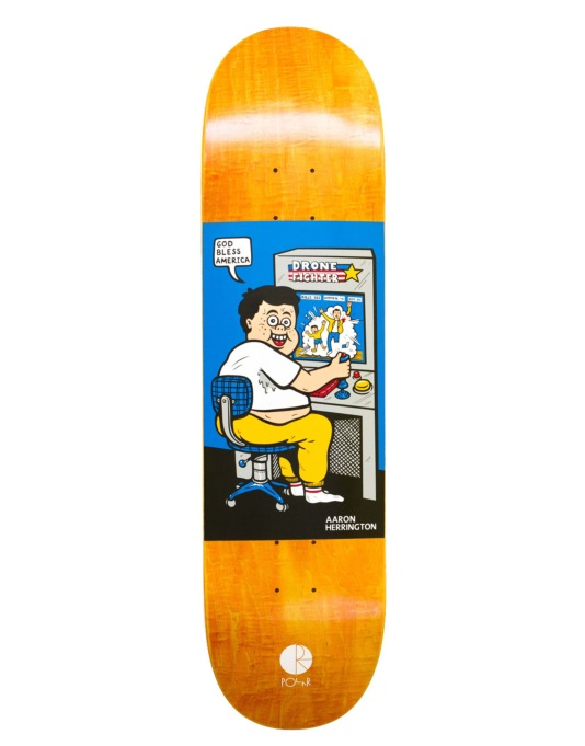 Polar Herrington Drone Fighter Pro Deck - 8.25""
