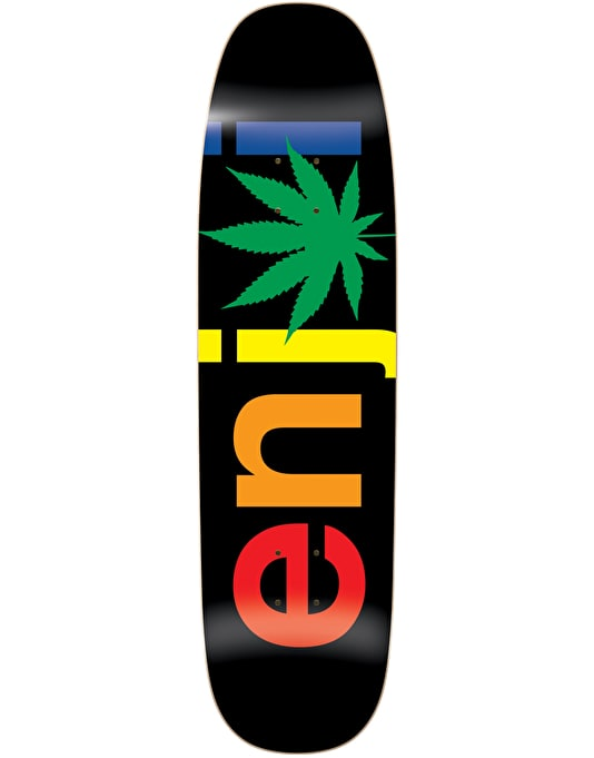 Enjoi Chronic Logo Team Deck - 8.5""